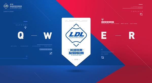 LDL第八周:UP、TF稳坐榜首 RYL获得三连胜
