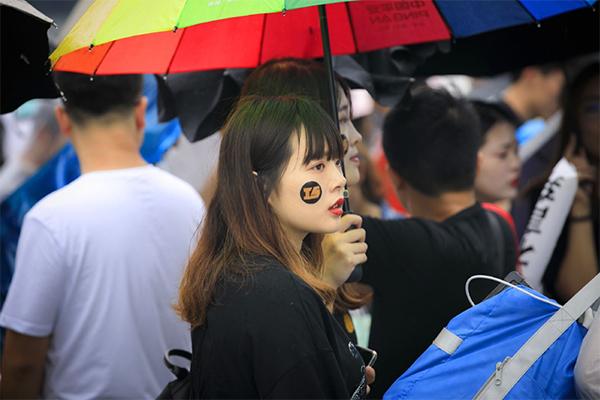亚洲对抗赛圆满结束 用光圈记录感动瞬间